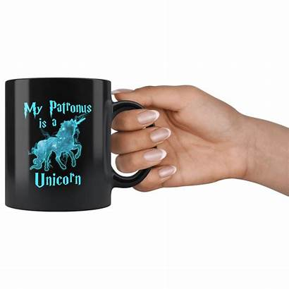 Wizard Patronus Unicorn Animal Lovers Mug Magic