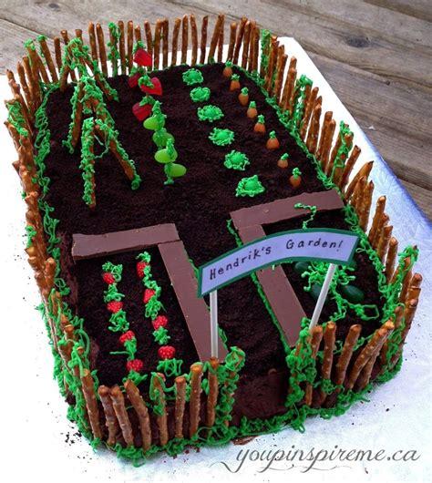 garden theme birthday cake theultimateparty week