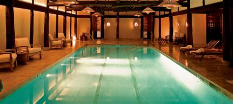 New York Hotels With The Best Indoor Pools  The Brothers