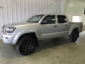2009 Toyota Tacoma Double Cab 4x4 6-speed Manual
