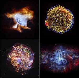 NASA's Chandra X-ray Observatory Celebrates 15th ...