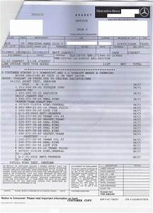 transmission issuesplease help mbworldorg forums With transmission repair invoice