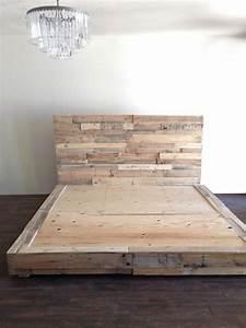 25+ best ideas about Wood headboard on Pinterest