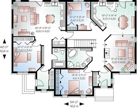 bi level floor plans with attached garage the in suite say hello to a home within the home