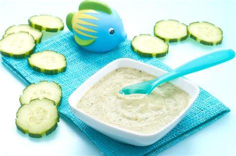 cuisine de bébé concombre quot la cuisine de bébé quot mettez les petits