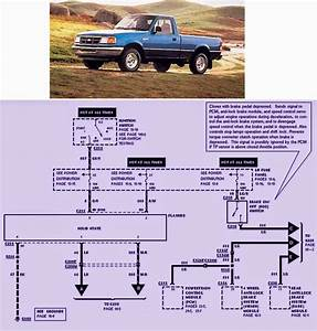 1997 Ford Ranger Lamps Wiring Diagram