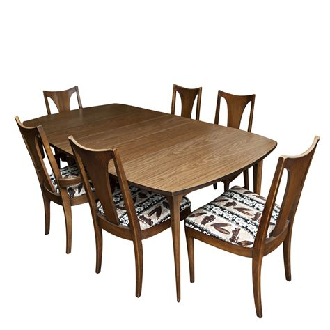 antique dining table and chairs vintage mid century dining table and chairs ebay