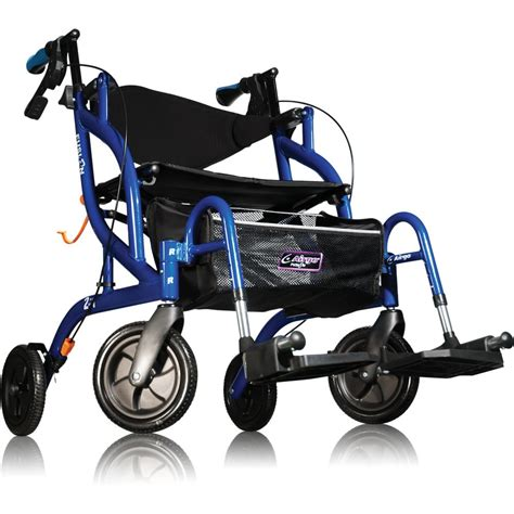 airgo fusion walker and transport chair mobiliexpert