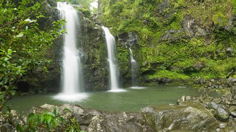 Take the worry out of driving the backside from hana with a. Hana Waterfall & Beach Full Loop Tour & Hana Jungle Tour ...