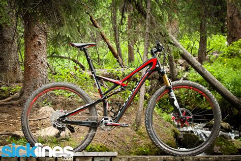 2014 Specialized S-Works Camber 29 - Sick Lines Gallery