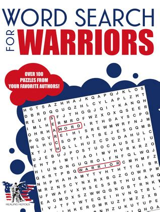 word search  warriors volume   samantha  cole