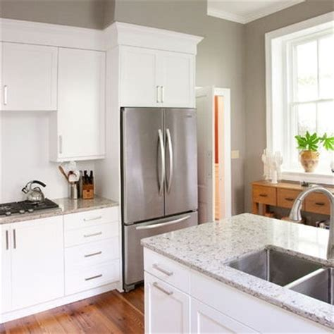 sw requisite gray  sherwin williams kitchen pinterest traditional paint colors