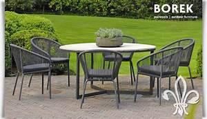 Gartenmöbel Set Runder Tisch : outdoor sitzgruppe colette online kaufen ~ Bigdaddyawards.com Haus und Dekorationen