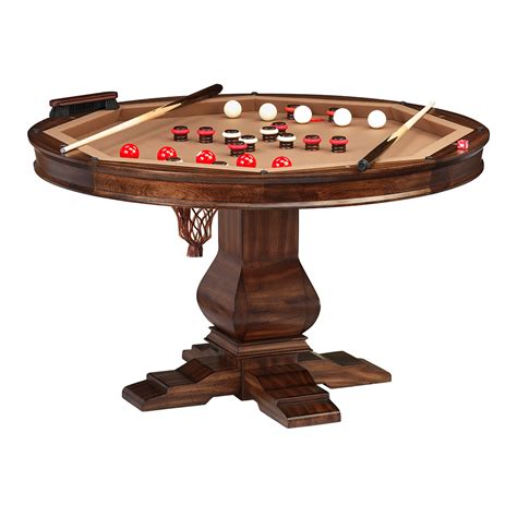 round poker table with dining amerigo poker dining table w bumper pool darafeev