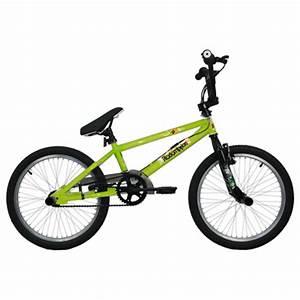 REDEMPTION GREEN BMX BIKE GIRO & 4 STUNT PEGS RRP £175