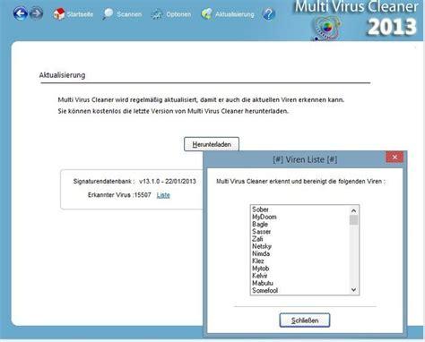 Multi Virus Cleaner Download Freewarede