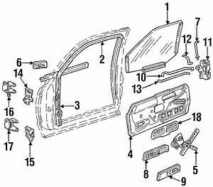 Chevrolet C1500 Suburban Interior Door Handle Trim