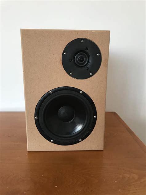 diy speaker plans   bookshelf kit audio judgement