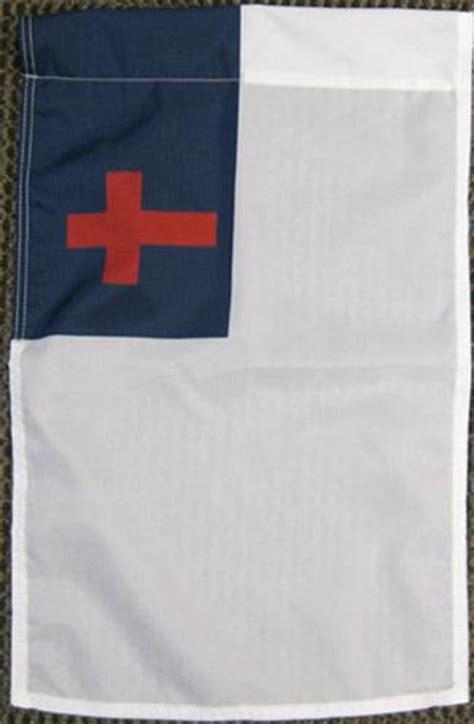 Christian Garden Flags christian garden flag 12 quot x18 quot