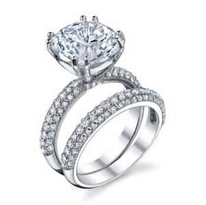 khloe engagement ring cz engagement set 0424 khloe wedding ring cz engagement sets cubic zirconia