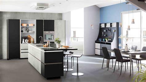 cuisines equipees design moderne bois meubles sur