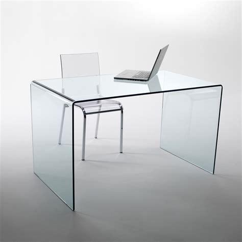 meuble bureau pas cher un bureau un meuble informatique transparents un choix