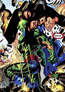 MartianManhunter VS Black Adam | Chaos Mechanica