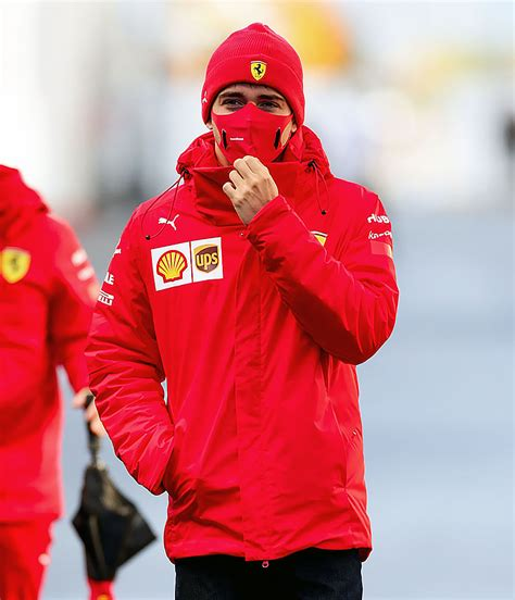 Wherever you are and whatever you're doing look and feel the part in this scuderia ferrari f1 team softshell jacket. 2020 Charles Leclerc Personal Worn Scuderia Ferrari ...