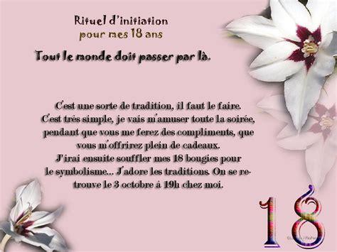 modele de carte anniversaire 18 ans invitation anniversaire 18 ans texte carte invitation