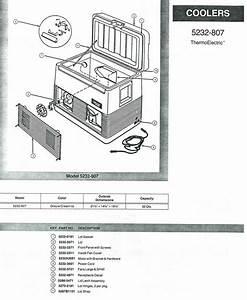 Coleman Wiring Diagrams 5232 Cooler