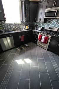 Diagonal, Gray, Floor, Tile, Detail