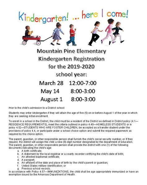 mountain pine school district home