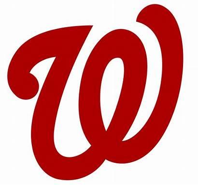 Nationals Washington Logos Vector Baseball Nats Teams