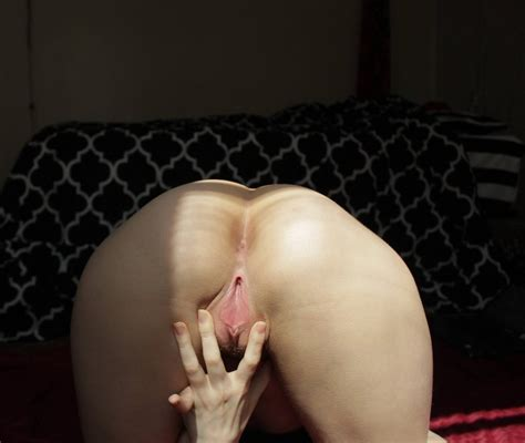 Bent Over To Spread My Ass And Spreading My Pussy Too F Porn Pic Eporner