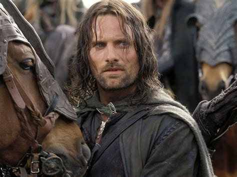 Brunettes Men The Lord Of The Rings Aragorn Viggo