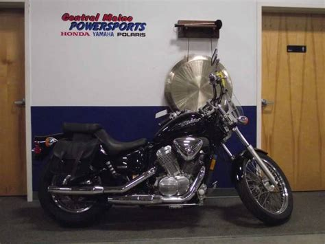 2004 honda shadow vlx vt600c motorcycle from lewiston me today sale 2 795