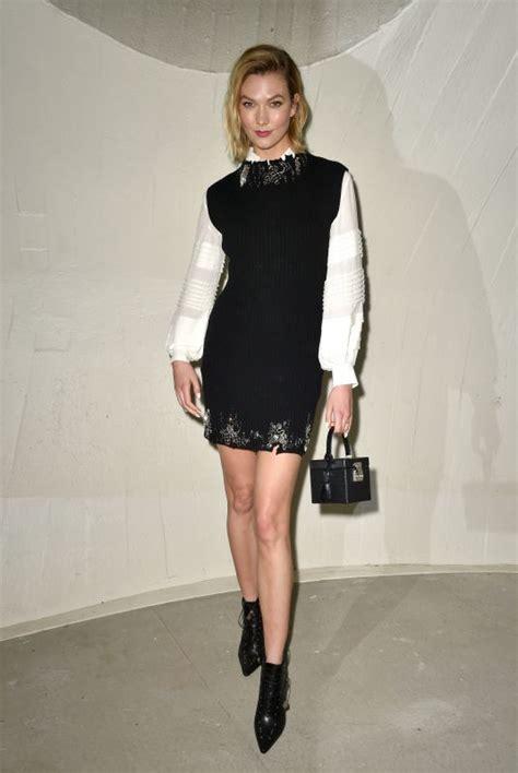 Karlie Kloss Louis Vuitton Cruise Fashion Show