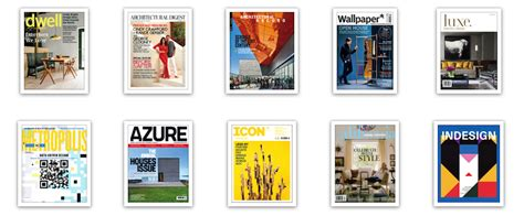 Top 10 Editor's Choice Best Architecture Magazines You