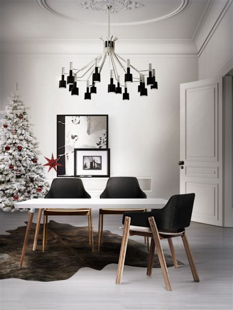 Esszimmer Le Trend by 10 Modern Black And White Dining Room Sets That Will