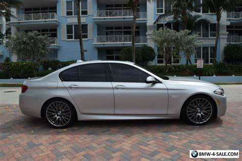 2014 Bmw 5-series 535d For Sale In United States
