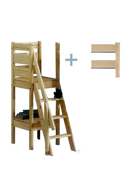 Hochbett Mit Regal Treppe by Hochbett Mit Regal Treppe Interesting Ikea Trofast Bett