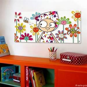 Tableau Chambre Fille : les 115 meilleures images du tableau tableaux pour enfants sur pinterest chambre enfant ~ Teatrodelosmanantiales.com Idées de Décoration