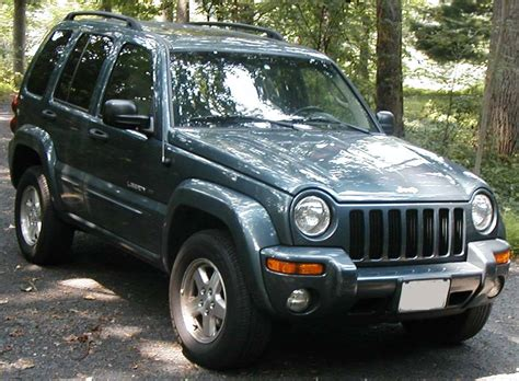 jeep liberty sport dr suv    auto