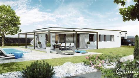 deco cuisine maison de cagne maison toit plat moderne 28 images maison toit plat