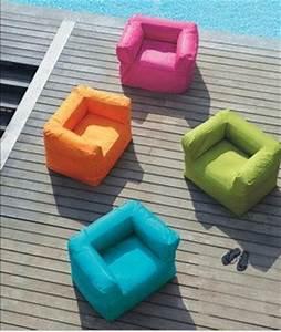 Mobilier Gonflable Exterieur : mobilier de jardin osez l insolite mamaisonmonjardin com ~ Premium-room.com Idées de Décoration