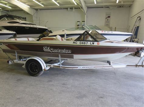 Boat Auction Traverse by Ski Centurion For Sale In Traverse City Michigan
