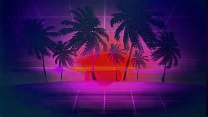 Vaporwave Wallpapers Retro Wave Background Ka