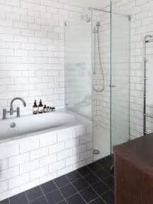 White Bathroom Tile Ideas White Tile Bathroom Home Design Ideas Pictures Remodel And Decor