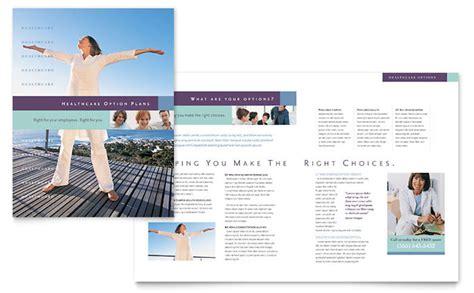 travel insurance website template medical insurance company brochure template design