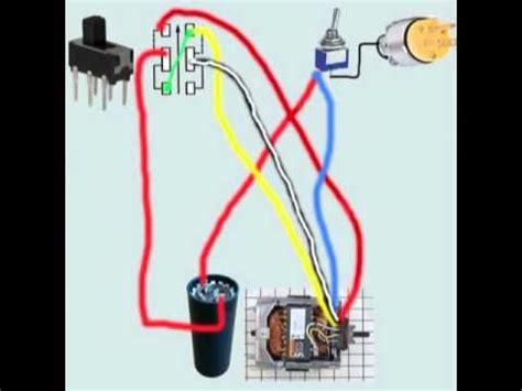conexi 243 n de motor lavadora con timer el 233 ctrico y capacitor diagramas y prueba